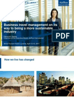 Business Travel Management on Its Way to Being a More Sustainable Industry_Patrick W. Diemer_WTFL 2011