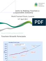 Developments in Making Tourism a Responsible Industry_Stephan Farrant_WTFL 2011