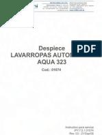 Aqua 323