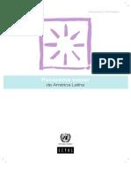Panorma Social de América Latina CEPAL