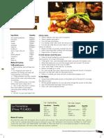 Food and Nightlife Magazine - Sep 2011 - 25/A Royal Spread