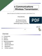L2 Wireless Transmission