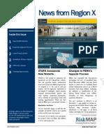 RSCX Newsletter - December 2011