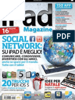 iPad Magazine Dicembre 2011