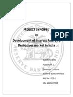 ProjectSynopsis_AparnaMV