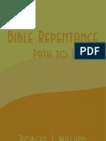 Bible Repentance