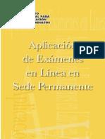 Manual Exámenes en Linea
