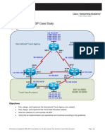 CCNPv6 ROUTE Lab6-5 BGP Case Study Student