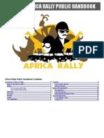 Africa Rally