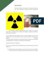 Efectos biológicos de la lluvia radiactiva global