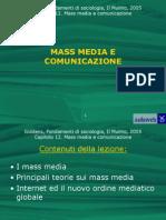 Mass Media e Comunicazione (1)