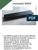 Microprocesador 68000