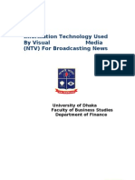 F-101 Information Technology Used by Visual Medi