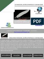 apresentação araujo consult
