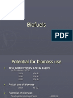 Water Biofuels Figures Jippe May 2008