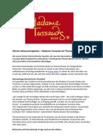 Wiener Sehenswürdigkeiten- Thomas Muster bei Madame Tussauds