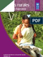 Mujeres rurales - Cuaderno del Informe de Desarrollo Humano Colombia 2011