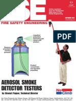 Aerosol Smoke Detector Testers FSE Magazine