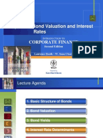Booth Cleary 2nd Edition Chapter 6 - Bond Valuation and Interest Rates