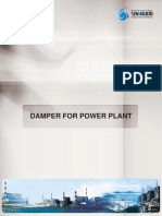 Dampers for Power Plant PDF