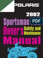 Sportsman 700 Manual