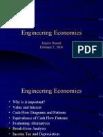 Engineering Economics Sp06