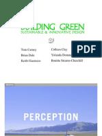 Green Building Final Presentation