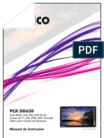 Manual PCADD620 Philco
