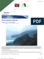 Wave Hunting in Big Sur | the Surfing Handbook