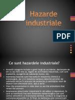 hazarde industriale