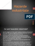 hazarde industriale