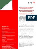 Oct-11 HSBC Asian FX Focus - InR Better Ways to Play Asia