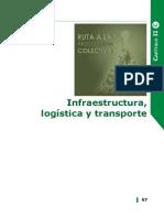 Infraestructura logística y transporte