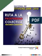 Resumen Ejecutivo - Informe CPC 2009-2010