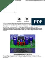 Circuito de amplificador de áudio quádruplo usando circuito integrado TDA7235