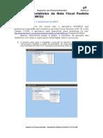 Gerando Os Relatórios Da Nota Fiscal Paulista Usando o WinMFD2