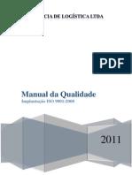 Sistema de Gestão da Qualidade da Empresa Fictícia de Logística Ltda