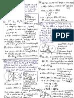 Deductive Geometry QA