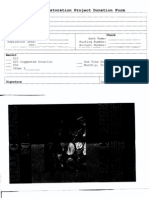 Mikkelsen Fraudulent Fundraiser Donation Form