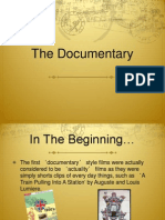 Documentary Power Point