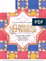 Golden Threads Catalog