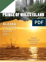 2011 Prince Of Wales Island Alaska Visitors Guide