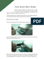 IP Camera Quick Start Guide