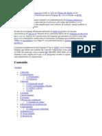 C es un lenguaje de programación creado en 1972 por Dennis M