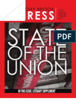 The Stony Brook Press - Volume 33, Issue 6/7