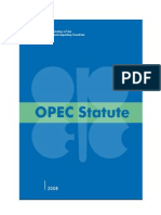 OPEC and Its Effects on the World