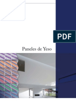 Folleto Paneles de Yeso