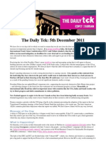 COP17 Daily Tck 7 5/Dec