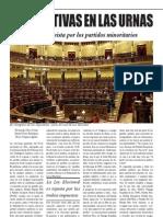 """Reportaje """"Alternativas en las urnas"""""""