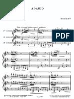 Mozart - Adagio for Guitar Trios Pujol